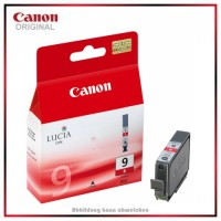 PGI9R, 1040B001, Red, original Tintenpatrone f. Canon Pixma Pro 9500, IX 7000, MX 7600