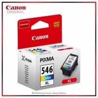 CL546XL - 8288B001 Original Tinte COLOR fuer Canon MG 2450 - MG 2550  Inhalt ca. 13 ml - 300 Seiten.