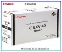 C-EXV40 Original Toner Black 3480B006 f. Canon IR 1133, Imagerunner 1100, 1133 - C-EXV40 - 6000 Seit