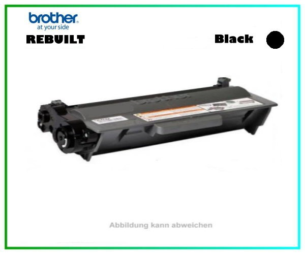 TONTN2320 Alternativ Toner Black für Brother HL - TN2320 - TN2340 - Inhalt fuer ca. 2.600 Seiten.