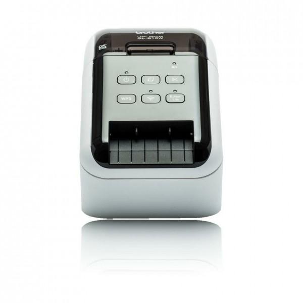 QL-810W - Brother P-touch QL-810W Etikettendrucker - QL810WZG1