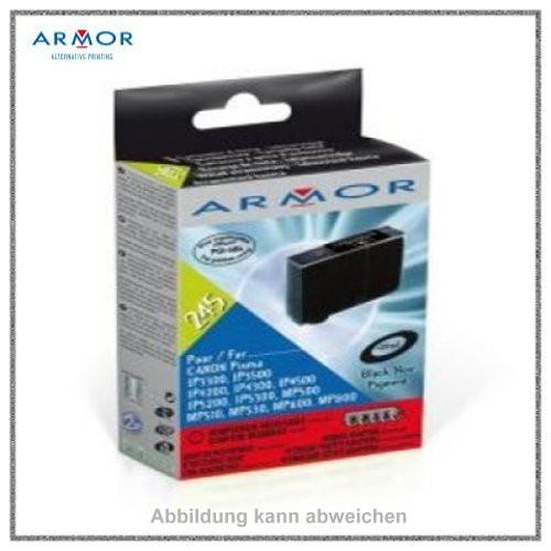 245 Armor PGI5BK black-pigment (nur in Verbindung mit Adapter aus StarterSet verwendbar) f. Canon