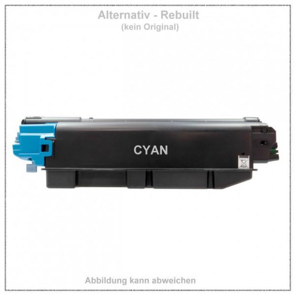 TONTK5280C Alternativ Tonerkartusche Cyan für Kyocera - TK-5280C - C=11.000 Seiten.