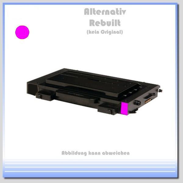 TONCLP500M, CLP-500, Alternativ Toner Magenta für Samsung CLP-500 D5M/ELS-K -Inhalt 5.000 Seiten