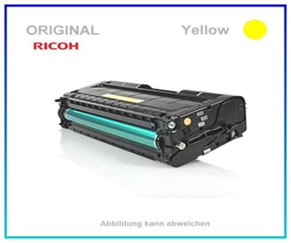 Ricoh Aficio SP C 310 - 406482 - Toner original Yellow - 406482 - Inhalt fuer ca. 6.000 Seiten