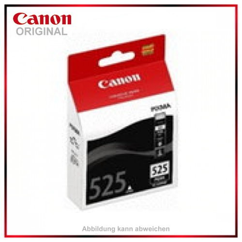 PGI525BK - 4529B001 - Original -Tintenpatrone black f. Canon Pixma - iP4850 - MG5150 - MG5250 - MG61