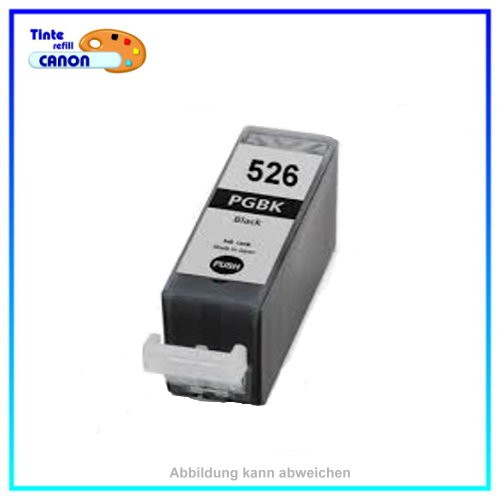 CLI526G - Alternativ Grey Tintenpatrone f. Canon 4544B001 - Pixma IP 4820 4850 IX 6520 MG6250-C