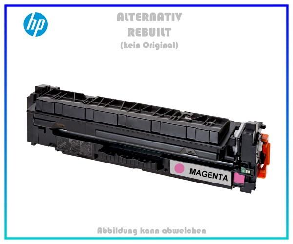 TONCF413X Alternativ Toner Magenta für HP CF413X - 413X - Color Laserjet Pro M450,MFPM477,5000 Seite