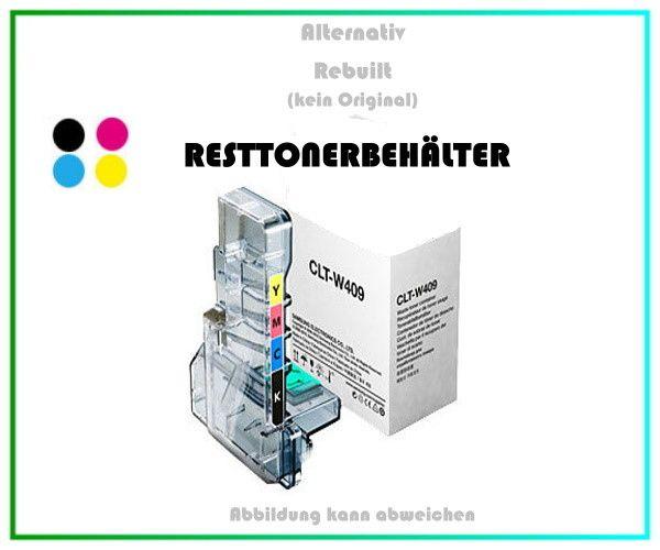 CLP310 - CLT-W409/SEE - Resttonerbehälter fuer Samsung CLTW409SEE - CLT-W409/SEE - 10.000 Seiten.