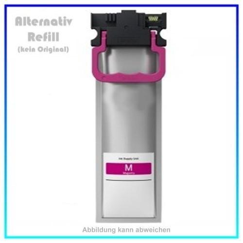 BULK T9443 Alternativ Tintenpatrone Magenta für Epson - C13T944340 - Inhalt 20ml (Kein Original)