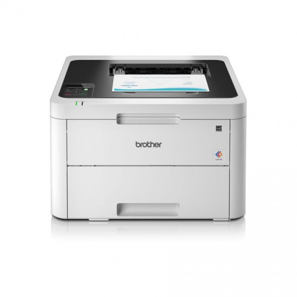 Brother HL-L3230CDW Farb-LED-Drucker, WLAN, Farblaserdrucker mit Duplex.