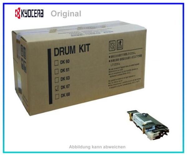 DK67 - 302FP93011 Original Kyocera Trommel Black, 302FP93011,FS1920,FS3820,FS3830,30.000 Seiten.