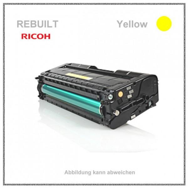 TONSPC310Y Alternativ Toner Yellow für Ricoh - 406482 - Inhalt fuer ca. 6.000 Seiten