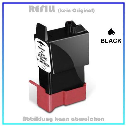 BCI-24BK - BCI21BK Alternativ Tintenpatrone Canon schwarz - 0954A002 - S100,S200,S330,MPC190, 10ml