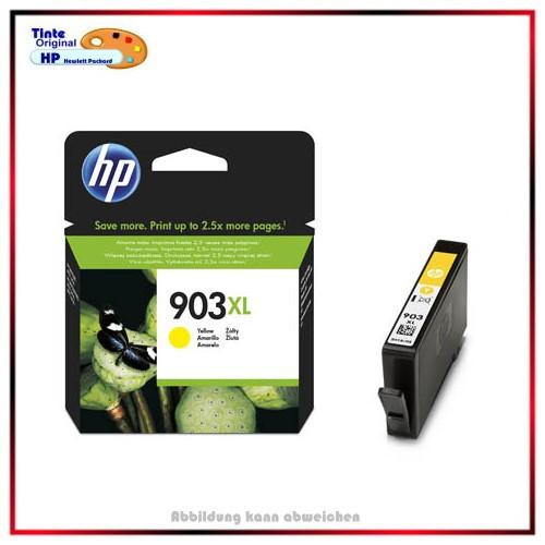 903XL - T6M11AE - Original HP Tintenpatrone Yellow für OJ Pro 6960 - T6M11AE - Inhalt ca. 825 Seiten