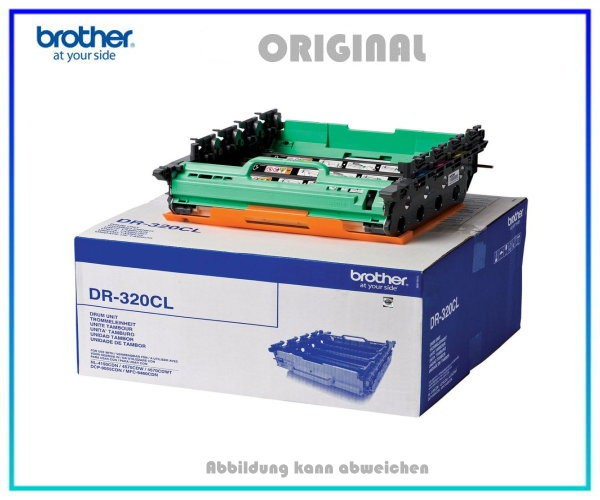 DR320CL - Original Trommel f. Brother Hl4150 - DR320CL - fuer ca. 25.000 Seiten