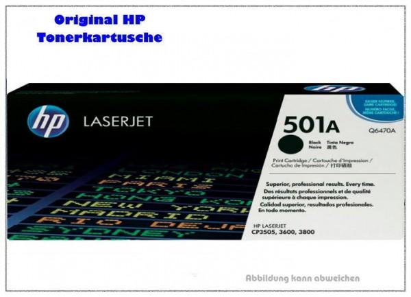 Q6470A - Black original HP Toner fuer HP Color L - Q6470A - Inhalt fuer ca. 6.000 Seiten.
