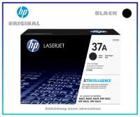 CF237A - 37A Original HP Tonerkartusche Black für HP - 37A, CF237A - Inhalt 11.000 Seiten