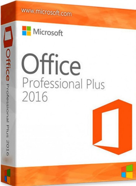 Microsoft Office Professional Plus 2016 ESD (Electronic Software Distribution):