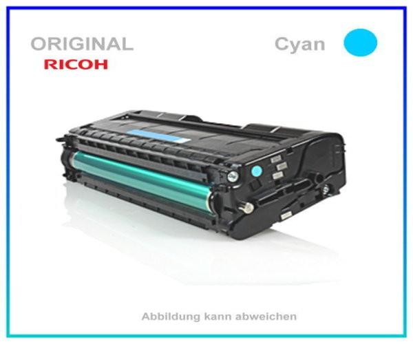 Ricoh Aficio SP C 310 - 406480 - Toner original Cyan - 406480 - Inhalt fuer ca 6.000 Seiten