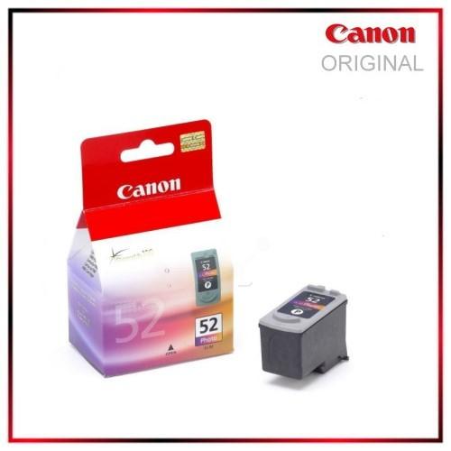 CL52 - 0619B001 - Photo original Tintenpatrone Canon IP6220D - Inhalt ca. 21 ml