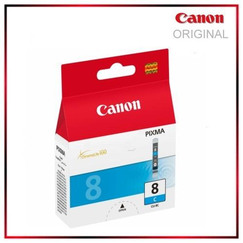 CLI8C - 0621B001 - Cyan - Original - Tintenpatrone f. Canon Pixma IP 4200