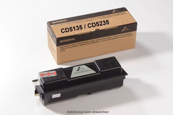 Kyocera CD-5135, CD5135, CD5235, P3520MFP, 3525MFP + Chip, 7.200 Seiten. (kein Original)