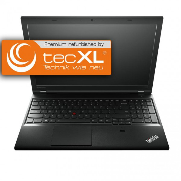"Lenovo ThinkPad L540, 15,6"", 1366x768, i5-4300M,4GB RAM,128GB SSD,Win10 Pro,LAN,WLAN,BT,Webcam"