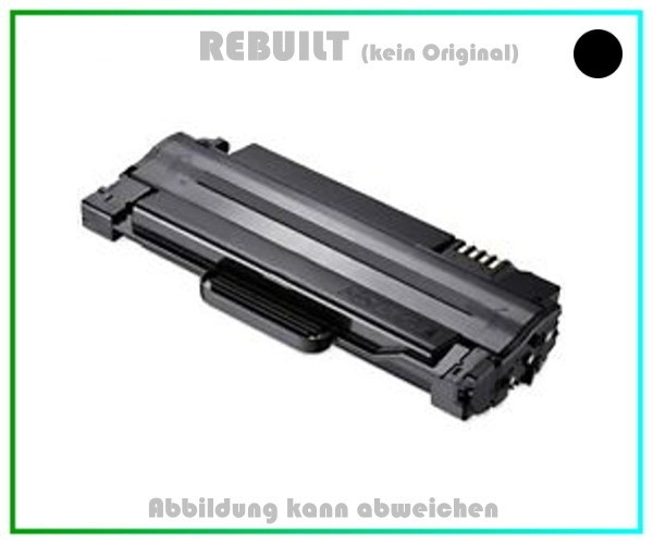 TONML1910, ML1910, Alternativ Toner Black f. Samsung ML1910, ML1911, ML1915, ML1916, ML2525, 2500 S.