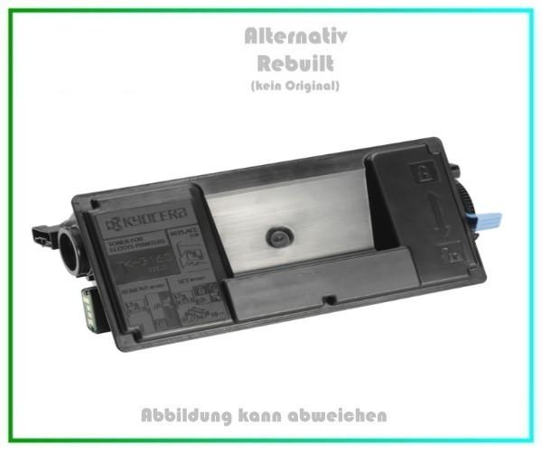 TONTK3160 Alternativ Toner Black für Kyocera - TK3160 - für 12.500 Seiten