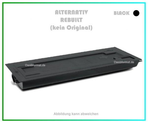TONCD1016, CD1016, 6116 10010, Alternativ Toner Black für Utax CD1016,CD1116,CD1120,CD1216, 18000 S.