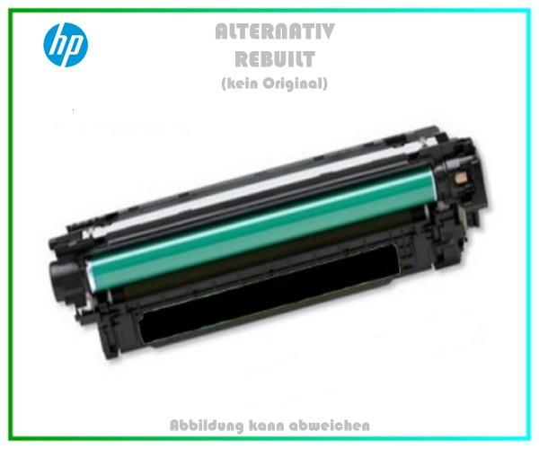 TONCE250A Alternativ Toner CE250A Black für HP CE250A,CE650A,Laserjet CP3520,CP3525,CM3530, 5.000 S.