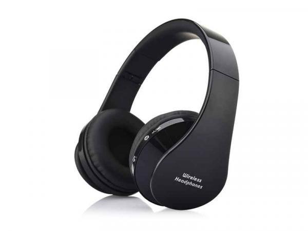 Bluetooth Wireless Headset, faltbar, Mobile, PC, PS4, XBOX, Schwarz, FA-811, Kopfhörer faltbar, Mark