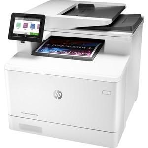 HP LaserJet Pro M479fnw - Laser-Multifunktionsdrucker Farbe - Kopierer, Fax, Drucker, Scanner.