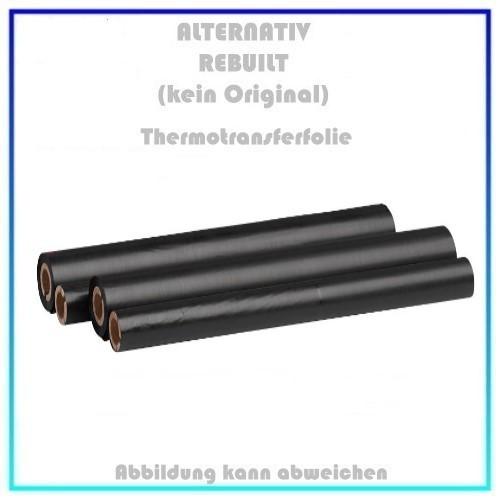 UX3CR Thermotransferrolle (Neutral) passend für Sharp UX-310 - UX-370 - UX485 - P410, 2er Pack.