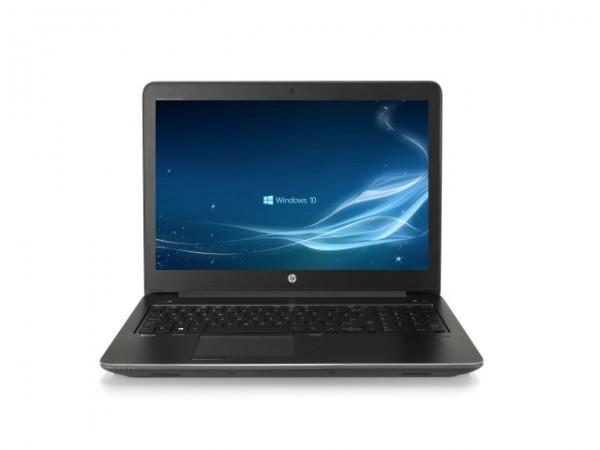 """HP ZBook 15 G3 Mobile Workstation 15,6"""" DSC T7V53EAR - refurbished Vorführgeräte"""