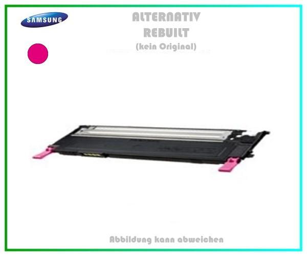 CLP310M Mehrweg Lasertoner magenta für Samsung CLP 310 - (CLT-K4092S/ELS) - Inhalt ca. 1.000 Seiten