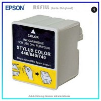 T0520 Alternativ Tinte Color für Epson C13T05204010 - SO20191 - T014441 - Inhalt 24ml (PATENT SAFE)