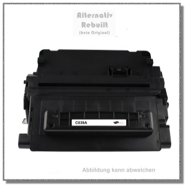 Canon Cartridge 039(039A), C039BK, Alternativ Toner Black für Canon 0287C001, 11.000 Seiten.