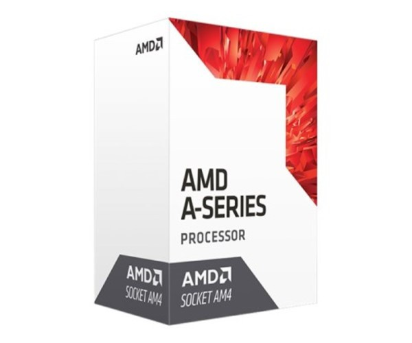 AMD A8 9600 Box AM4 (3,100GHz) AD9600AGABBOX Bristol Ridge