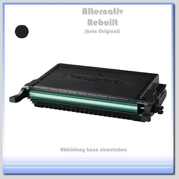 TONCLP660BK Alternativ Toner Black für Samsung - CLP-K 660 B/ELS-K - Inhalt für 5.500 Seiten