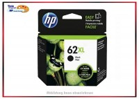 C2P05AE, HP-62XLBK, Nr.62XLBK Original Tintenpatrone Black für HP C2P05AE - Inhalt: 600 Seiten.