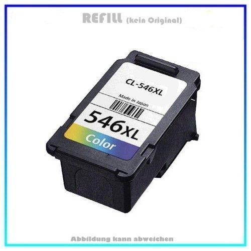 BULK CL546XL Alternativ Tinte Color, Canon 8288B001, TS-3150, 13ml, PIXMA TS-3150, IP2850, 13ml.