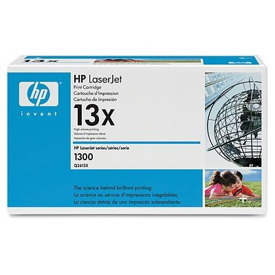 Q2613X - (13X) - Lasertoner Original Black f. HP LJ1300 - LJ1300N - Inhalt ca. 4.000 Seiten