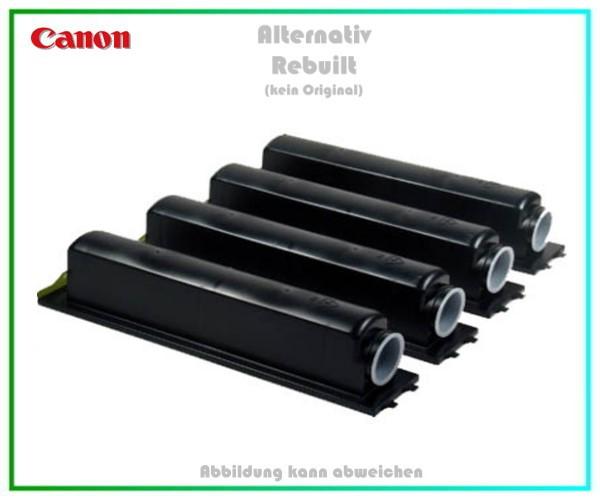 TONNPG-1 Alternativ Tonerkartusche 4X Black für Canon - NPG1 - Inhalt 3.800 Seiten (4x950Seiten)