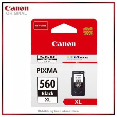 3712C001, PG560XL, CANON TS5350, TS-5300, TS-5351, TINTE BLACK HC, TS-5352, TS-5353.