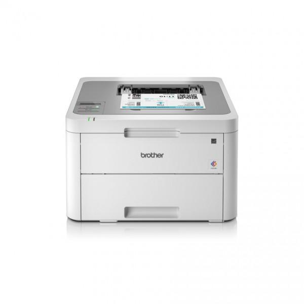 Brother HL-L3210CW Farb-LED-Drucker, WLAN, Farblaserdrucker mit Duplex