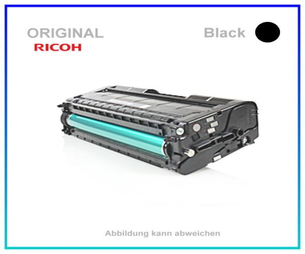 Ricoh Aficio SP C 310 - 406479 - Toner original Black - 406479 - Inhalt fuer ca. 6.500 Seiten
