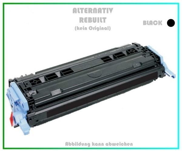 TON6000A, Q6000A, Alternativ Toner Black, HP Color Laserjet 1600N,2600-N,124A,HP-124A,HP124A,2500 Se