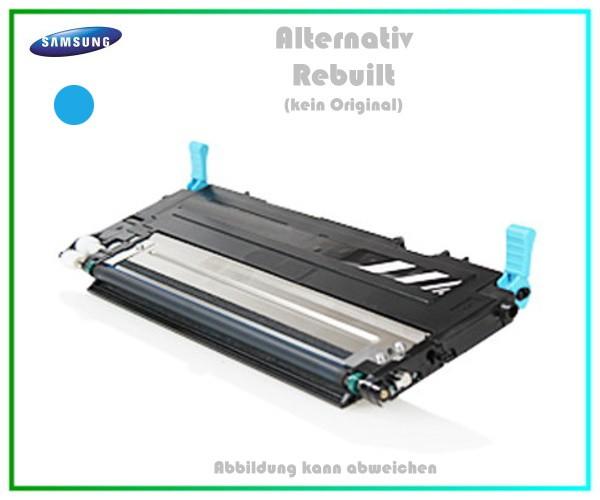 TONCLP320C Alternativ Toner Cyan f. Samsung CLT-K4072S/ELS,CLP320N,CLP325,CLP325NW,CLX3185,1.000 S.